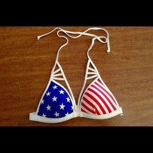 Victoria's Secret PINK AA-C Cup Padded Bikini Top